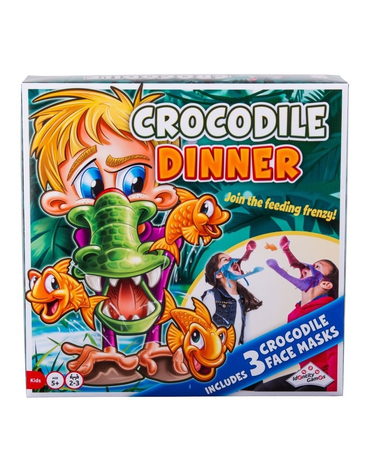 Crocodile Dinner image 1