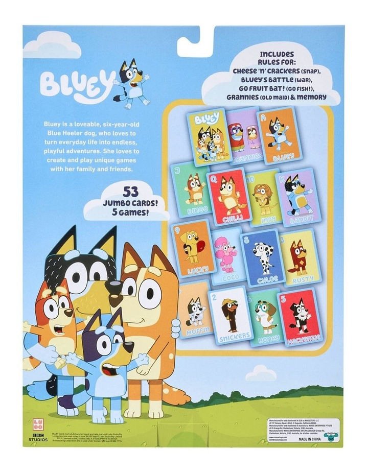 Bluey 5-in-1 Game image 4