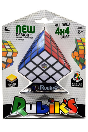 Crown & Andrews - Board Games Rubik's 4x4