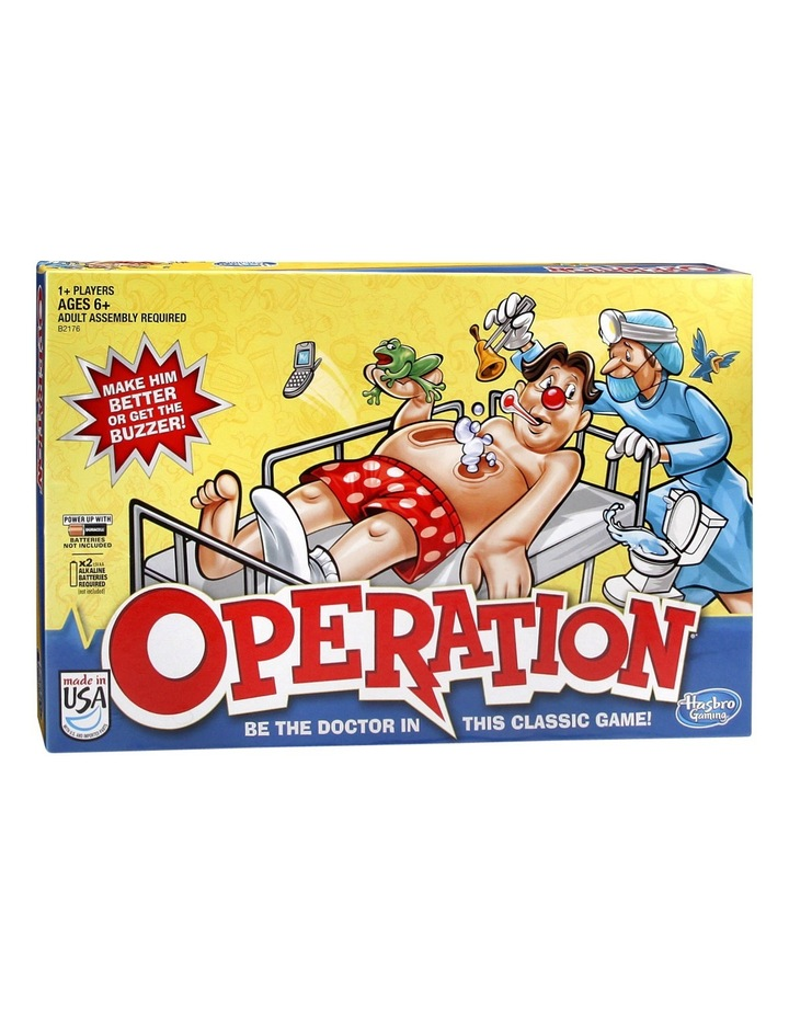 Operation (Ages 6 ) Edition image 1