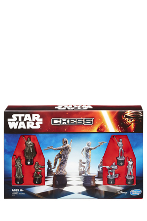 Board Games - Star Wars Chess