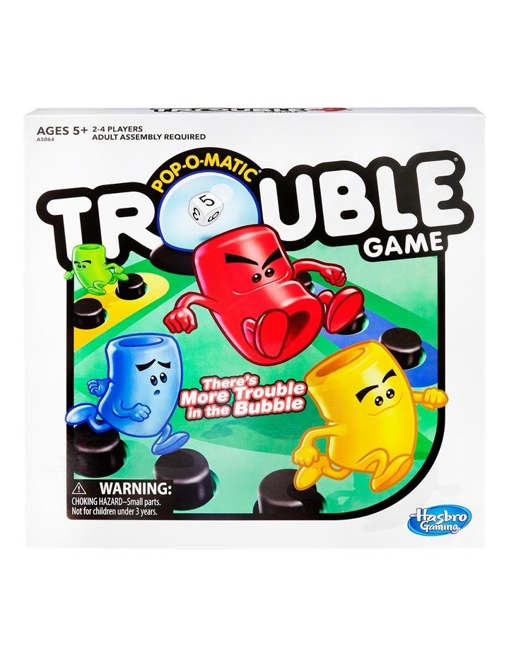 Trouble image 1