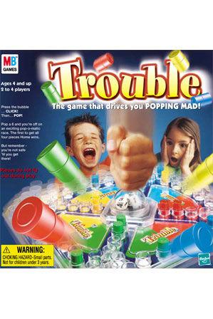Board Games - Trouble