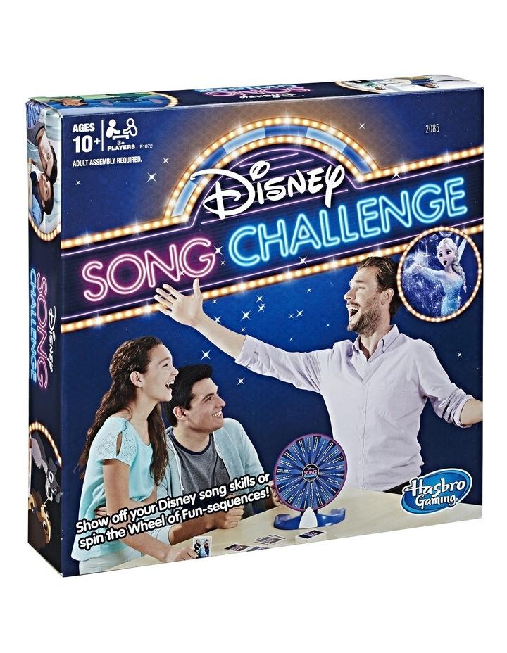 Disney Song Challenge image 1