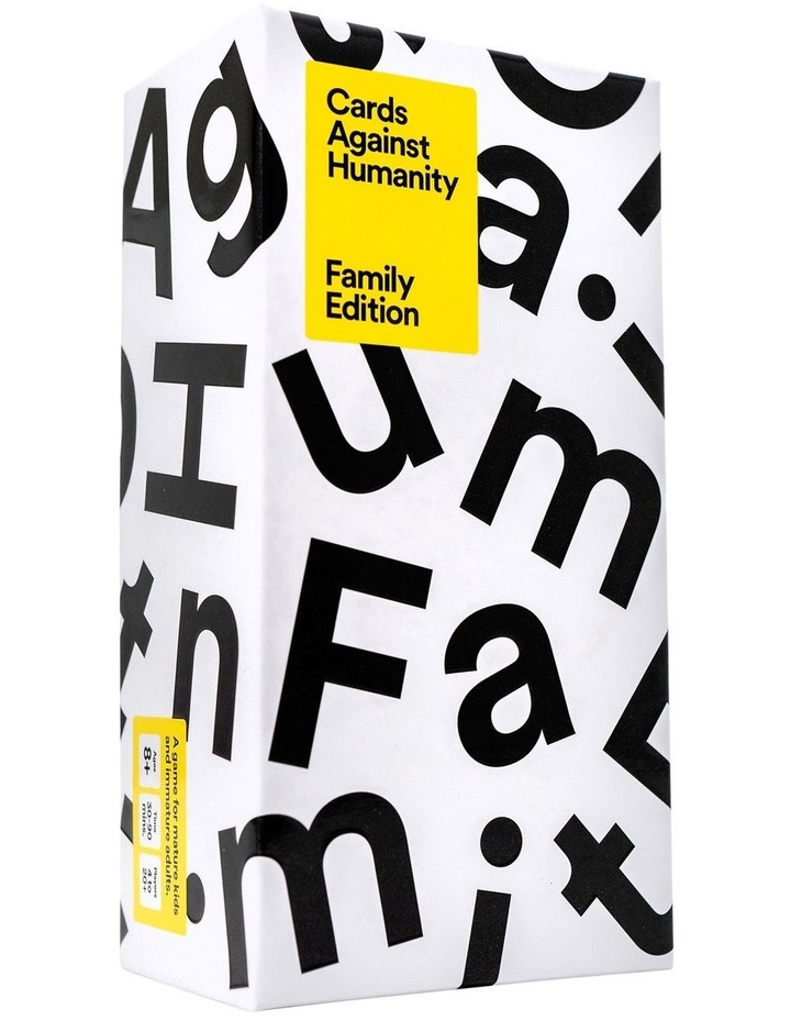 Cards Against Humanity Family Edition image 1
