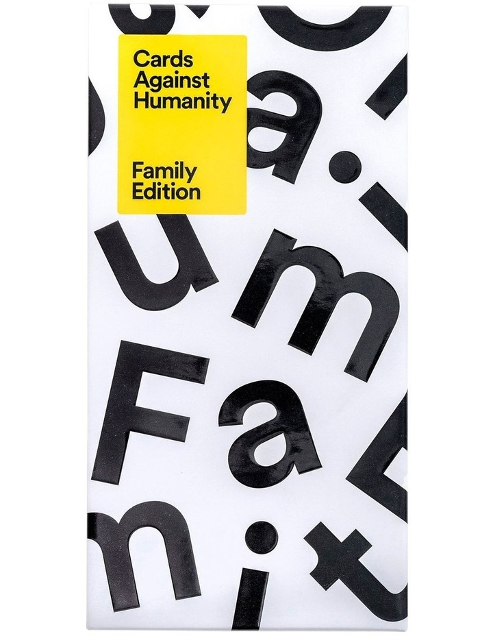 Cards Against Humanity Family Edition image 3