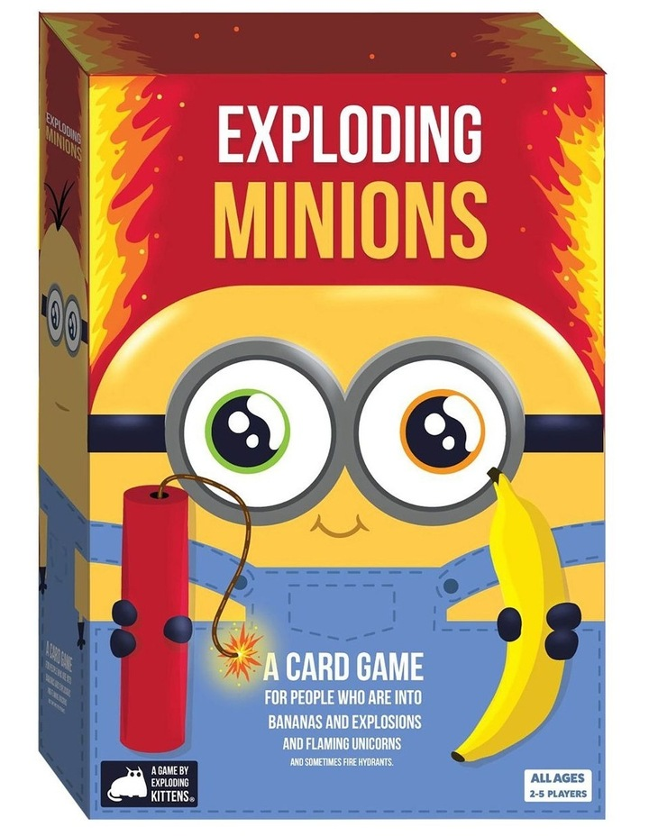 Exploding Minions By Exploding Kittens image 1