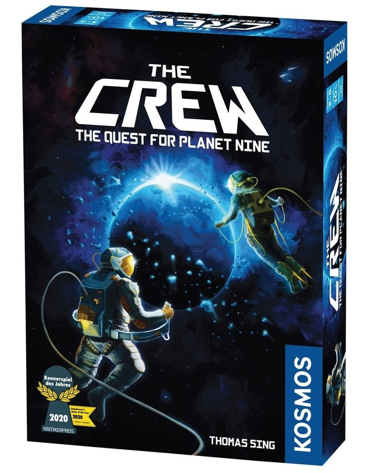 The Crew the Quest for Planet Nine image 1