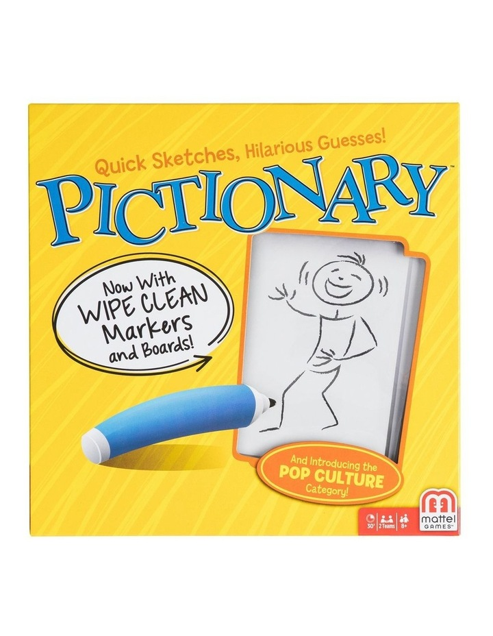Board Games Pictionary (2016 Ed) | MYER