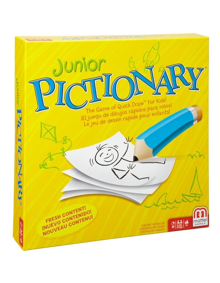 Junior Pictionary image 1