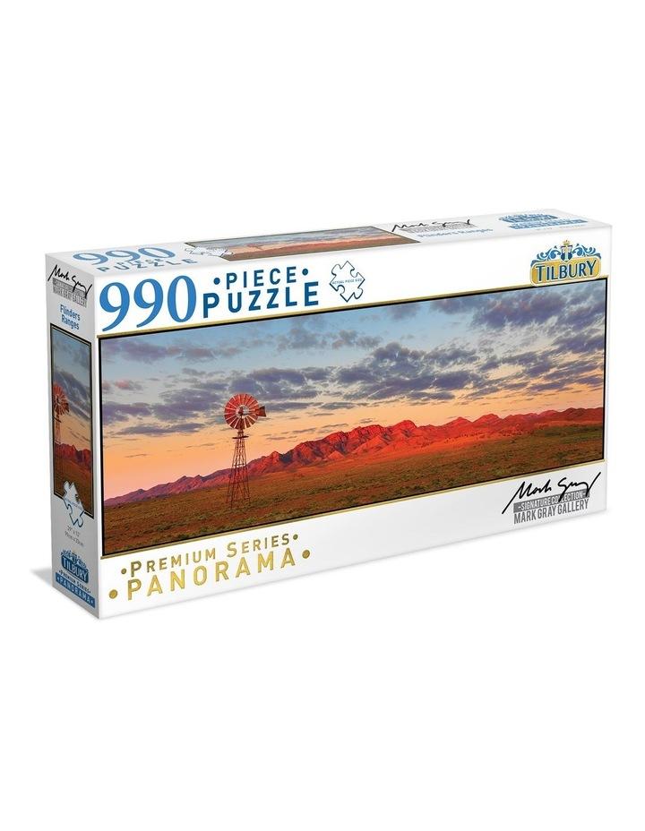 Premium Quality Panorama Flinders Ranges, SA image 1