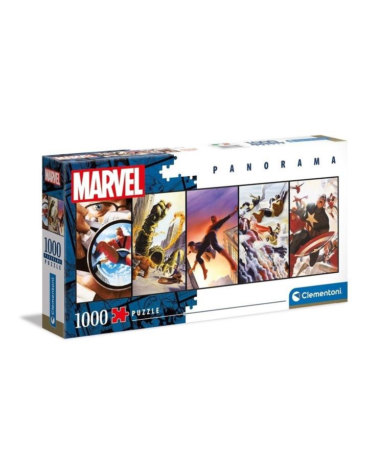 1000 Piece  Puzzle  Pieceanorama Marvel 2020 39611.5 image 1
