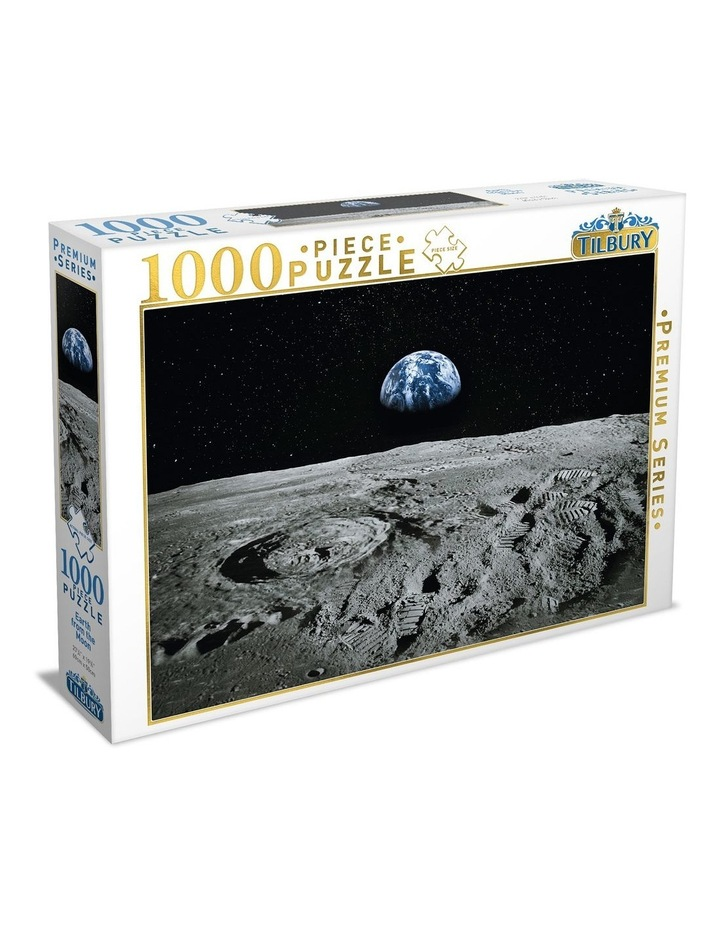 Premium Quality 1000 Piece Earth from the Moon image 1