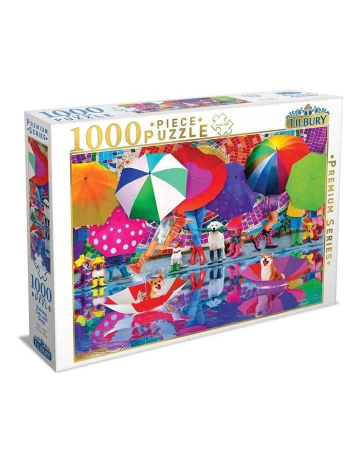 Premium Quality 1000 Piece Raining Cats & Dogs image 1