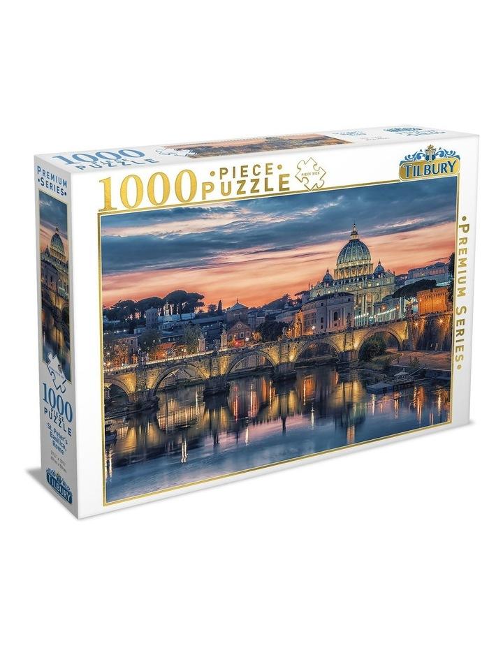 Premium Quality 1000 Piece St. Peter's Basilica image 1
