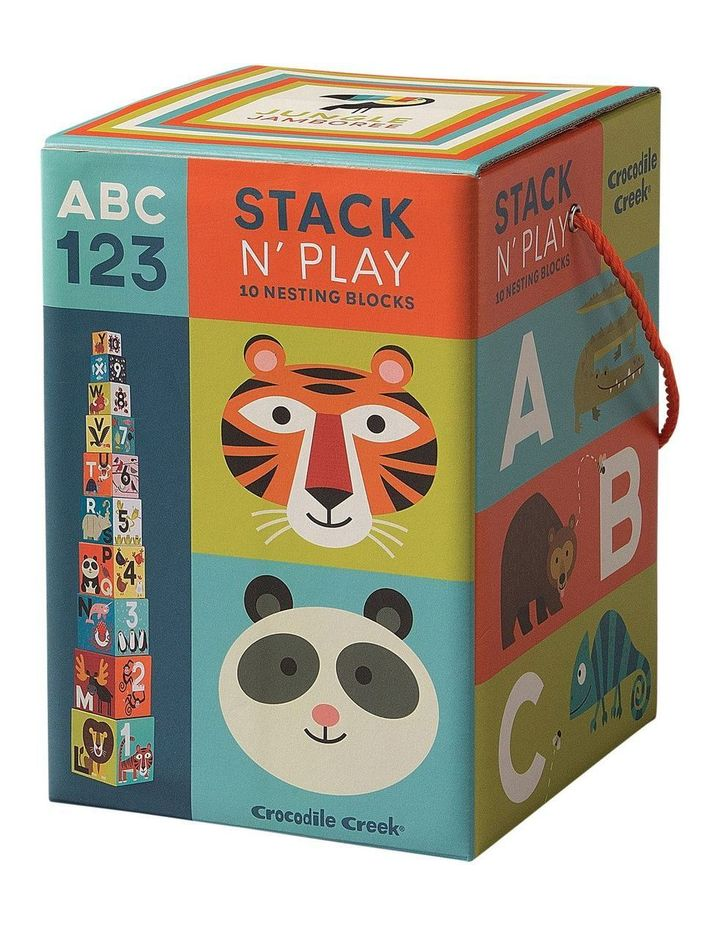 Blocks ABC & 123 image 1