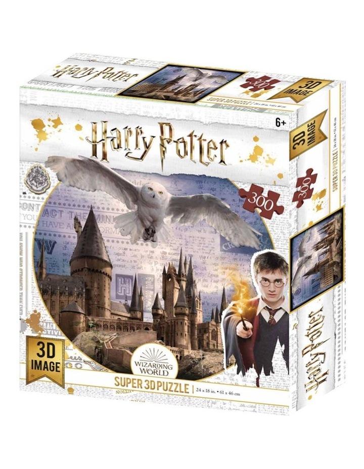Super 3D 300pc Harry Potter Jigsaw Puzzle image 2