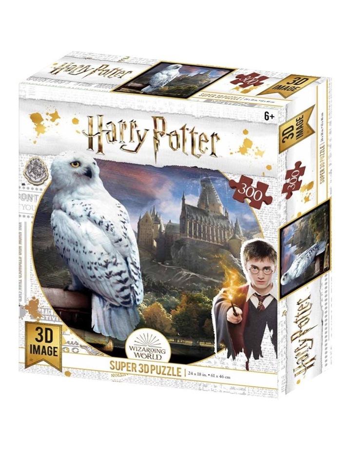 Super 3D 300pc Harry Potter Jigsaw Puzzle image 3