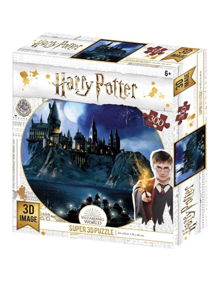 Super 3D 300pc Harry Potter Jigsaw Puzzle image 4