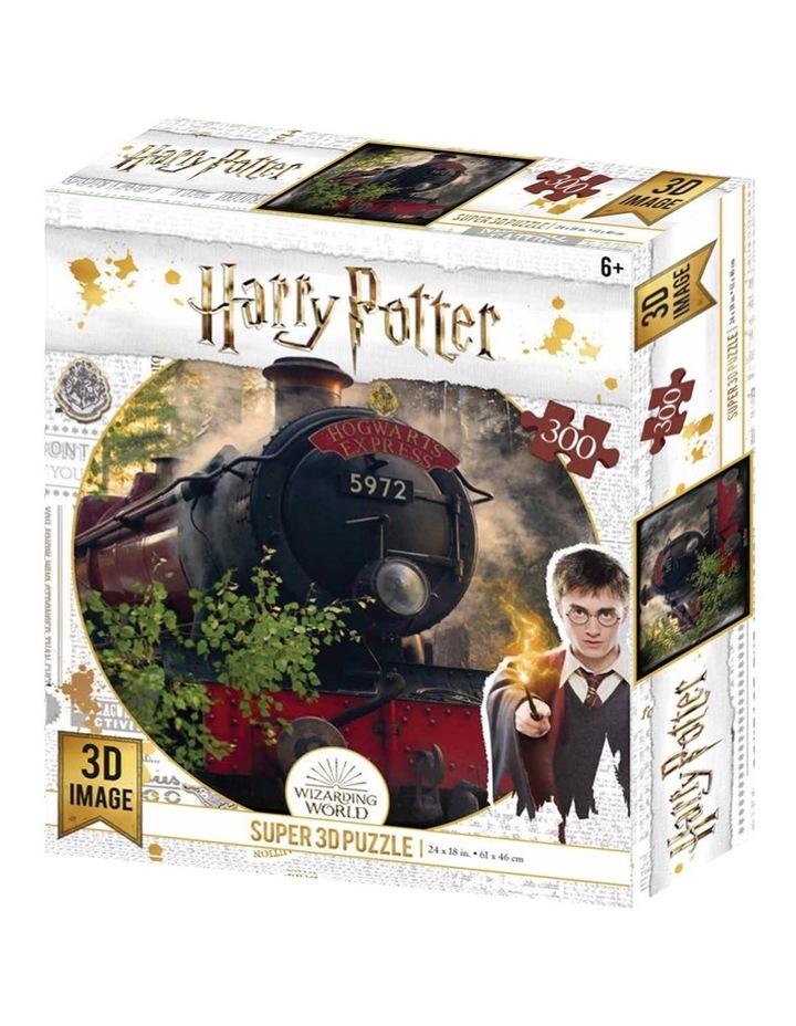 Super 3D 300pc Harry Potter Jigsaw Puzzle image 5