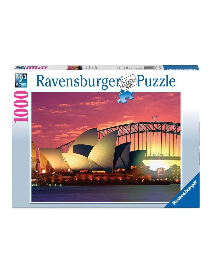 Opera House Harbour Br Puzzle 1000Pc image 1