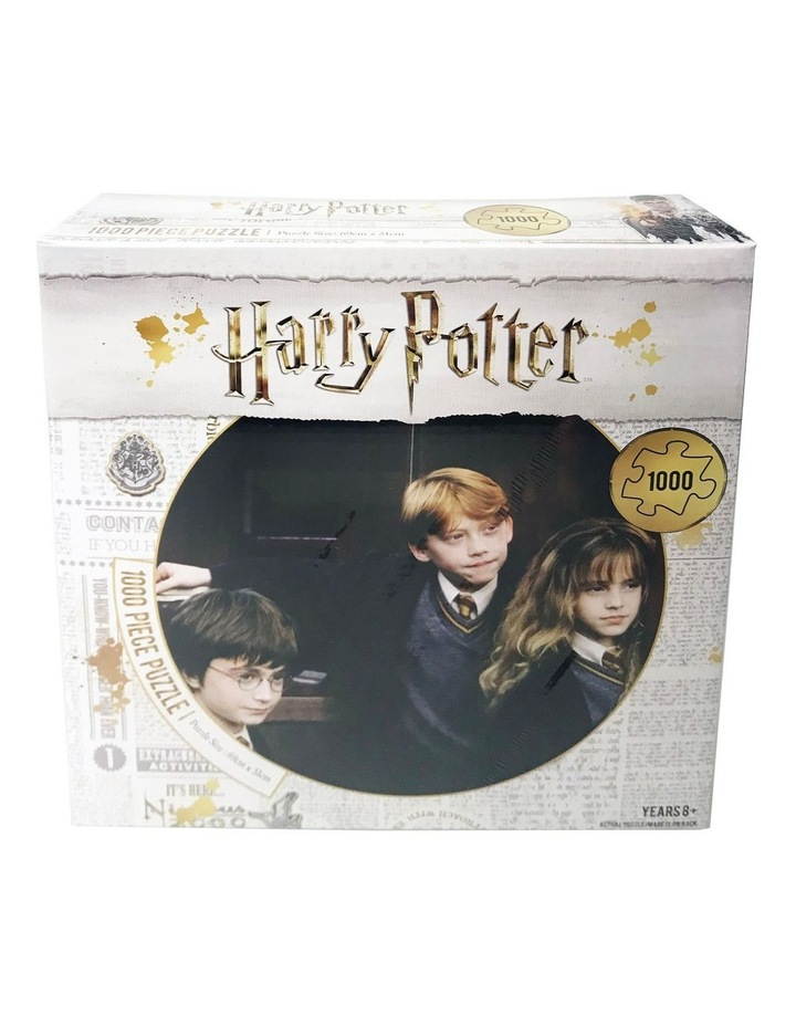 Harry Potter 1000pc Puzzle Assortment image 1