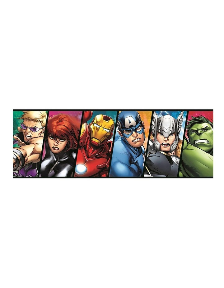 Avengers 1000pce Panorama Clementoni Puzzle image 2