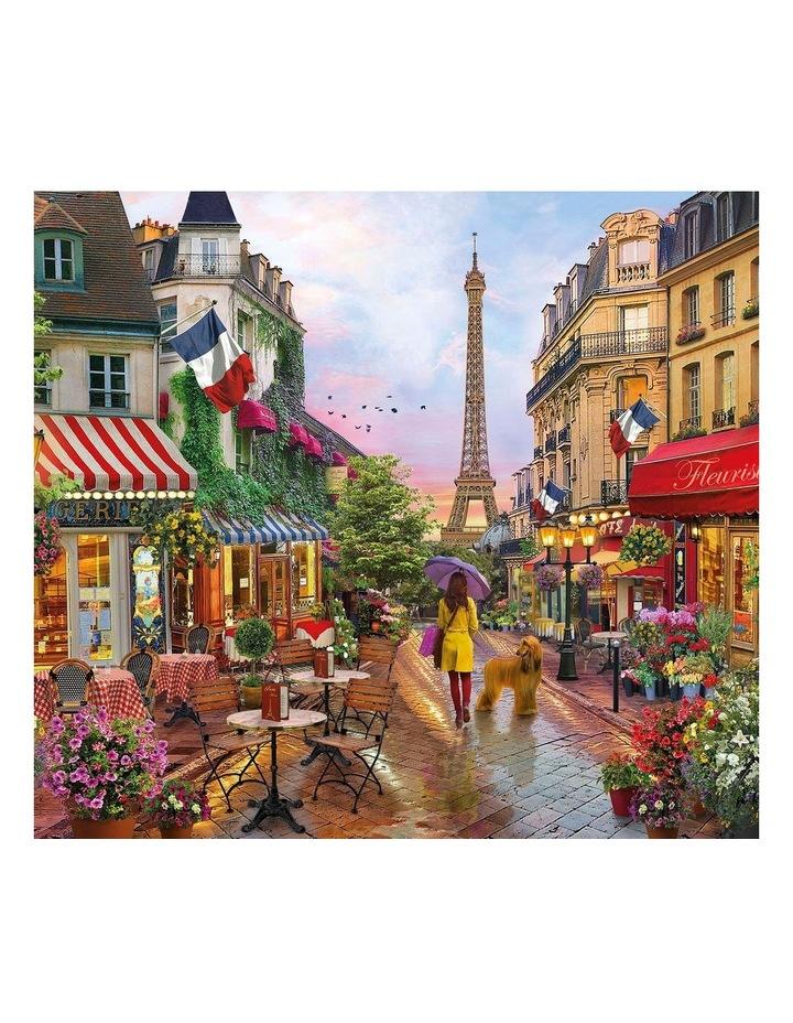 1000pce Paris in Flower Puzzle image 2