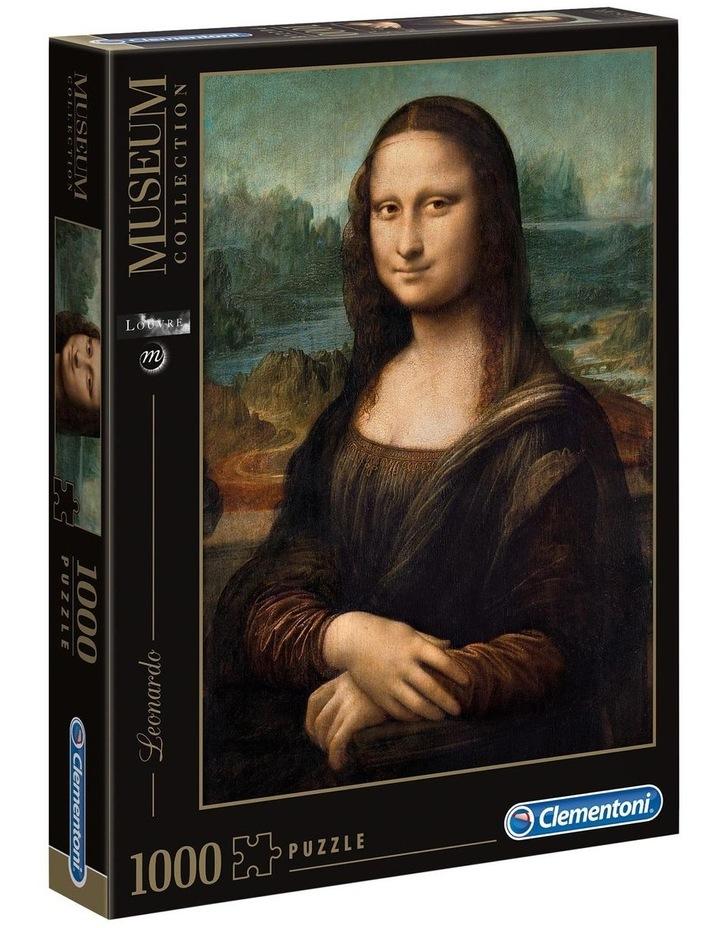1000pce Mona Lisa Puzzle image 1