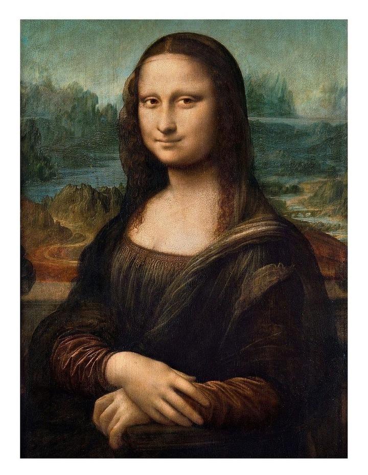 1000pce Mona Lisa Puzzle image 2