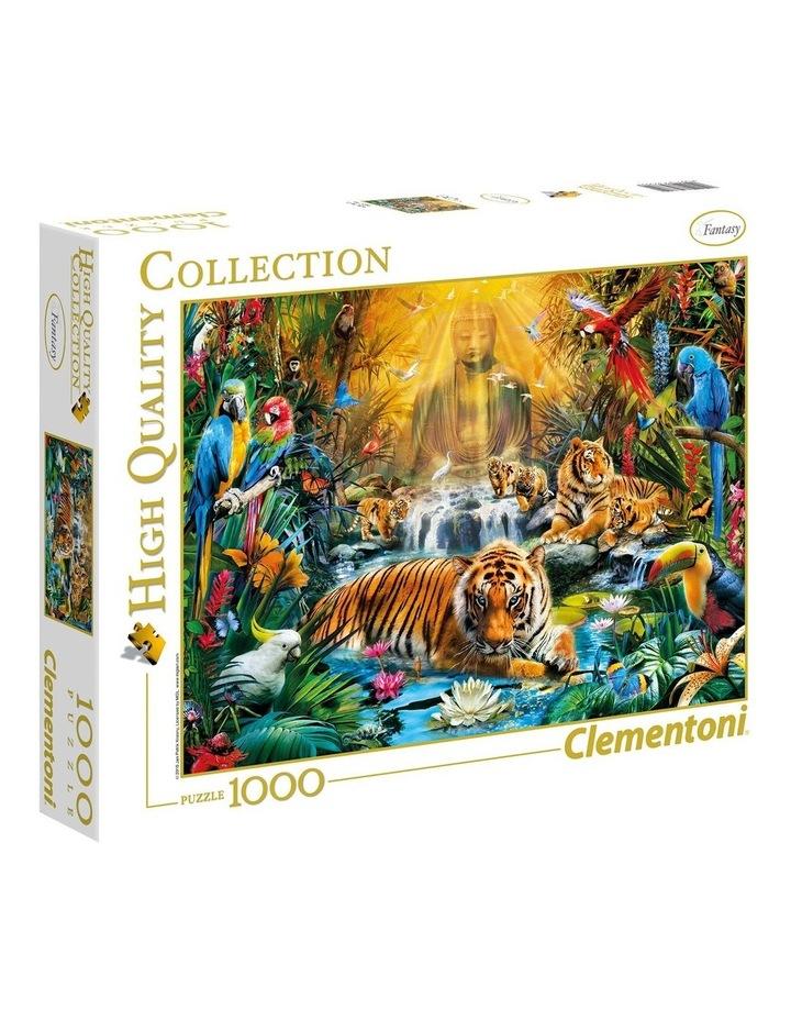 1000pce Mystic Tigers Puzzle image 1