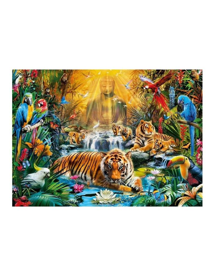 1000pce Mystic Tigers Puzzle image 2