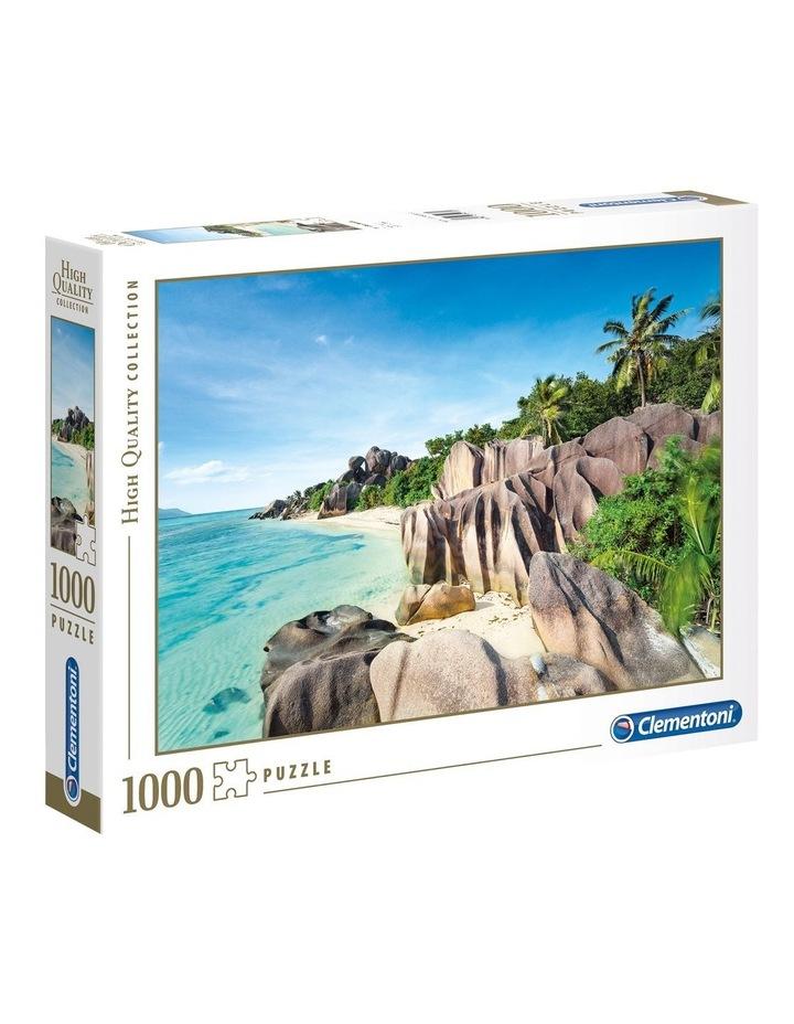 1000pce Paradise Beach Puzzle image 1