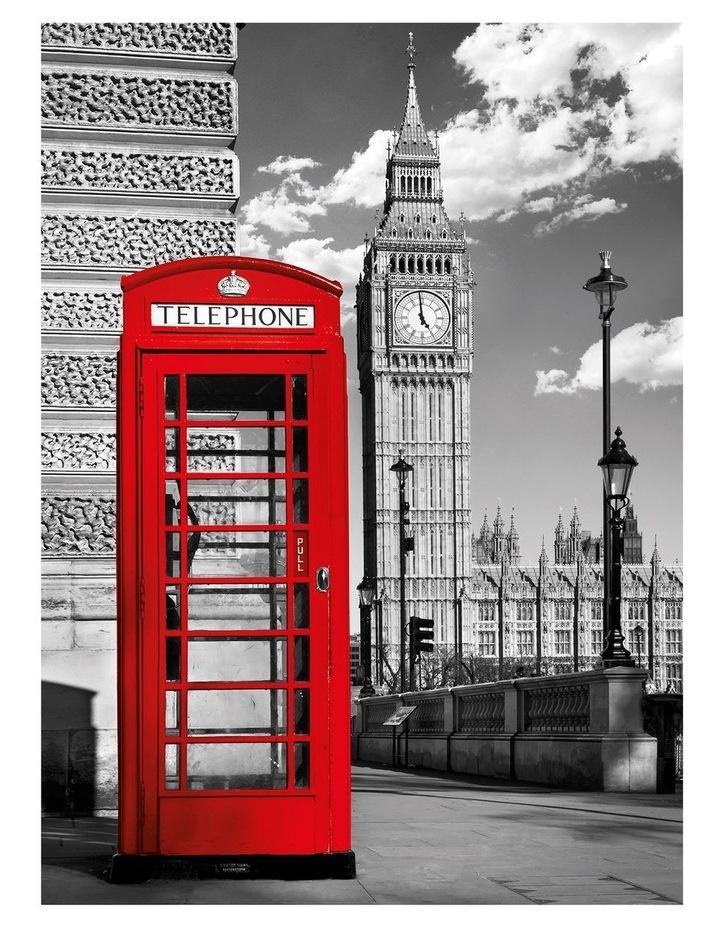 1000pce London Phone Box Puzzle image 2