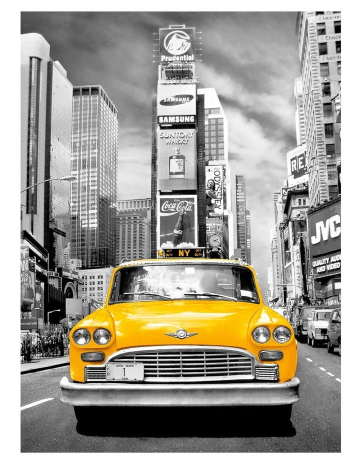 1000pce New York Taxi Puzzle image 2