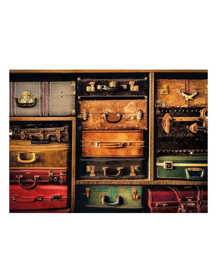 1000pce Travel Suitcases Puzzle image 2