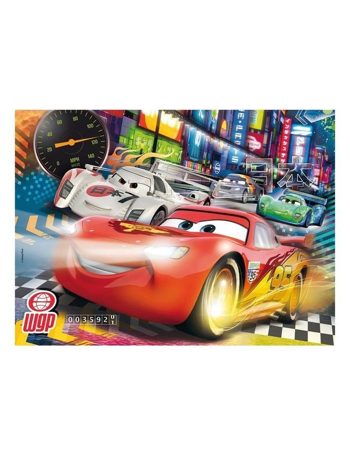 Supercolor 104pce 3D Vision Puzzle - Cars image 2