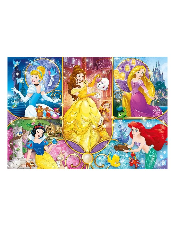 Supercolor 104pce Brilliant Puzzle - Disney Princess image 2
