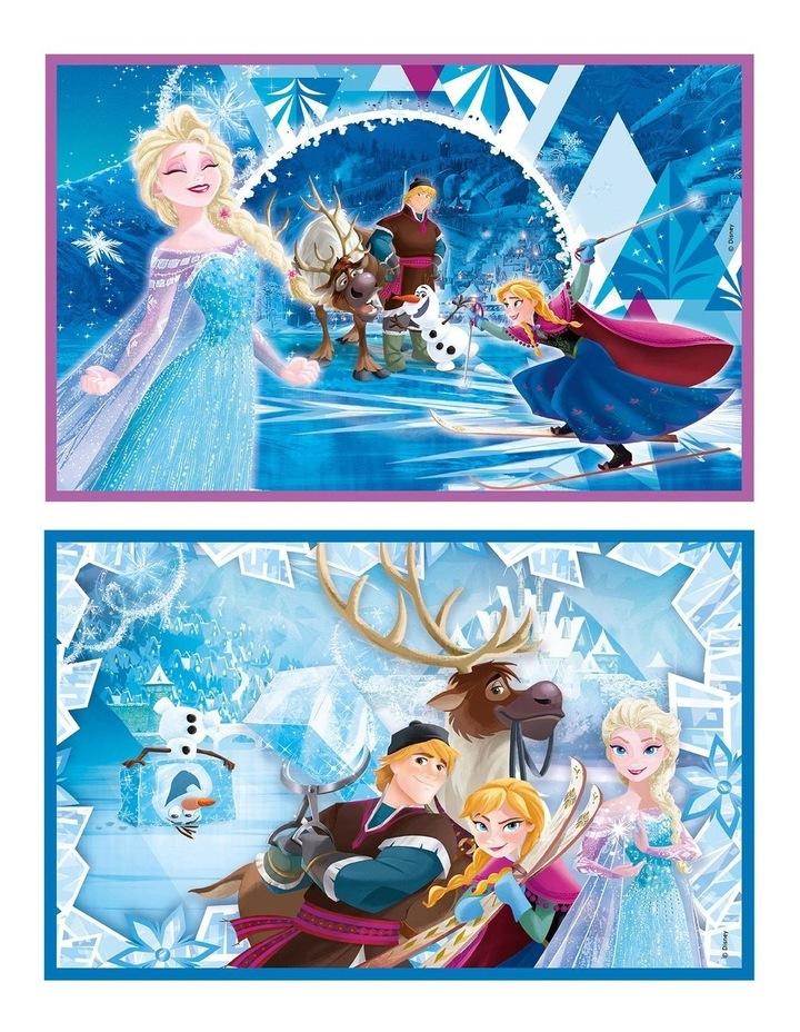 Disney Frozen - 2x20 2x60 pcs Clementoni Puzzles image 2