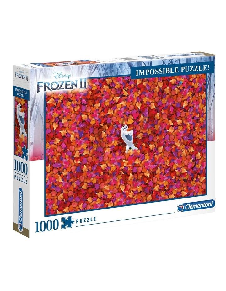 1000 Piece Impossible Frozen 2 image 1