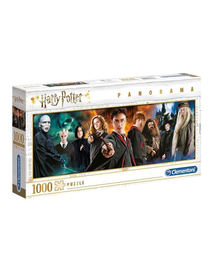 1000 Piece  Harry Potter Panorama image 1
