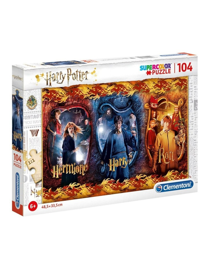104 Piece Harry Potter Kids Puzzle image 1