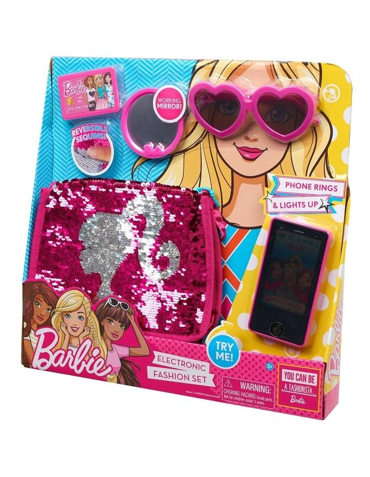 Barbie Fashion Bag Set image 1