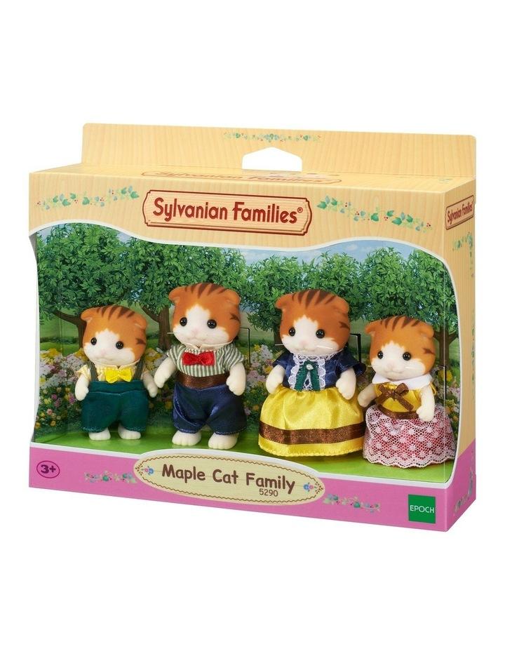 Maple Cat Family image 1