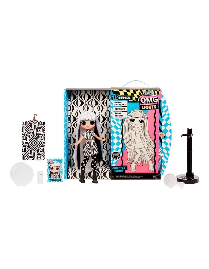 L.O.L. Surprise! O.M.G. Lights fashion doll image 1