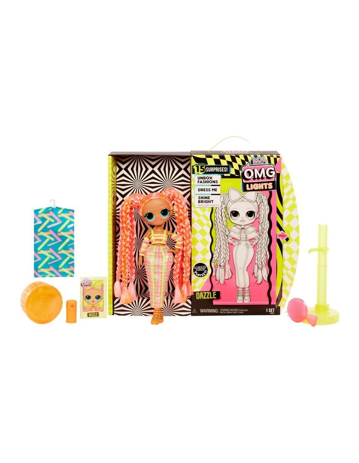 L.O.L. Surprise! O.M.G. Lights fashion doll image 3
