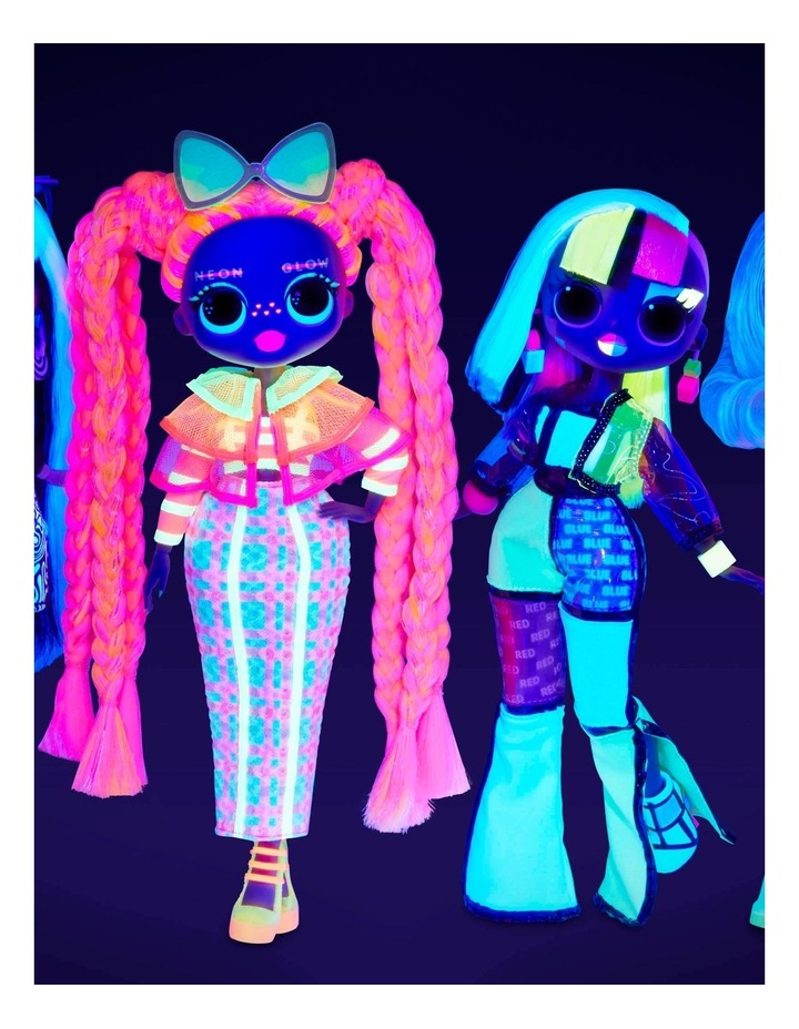 L.O.L. Surprise! O.M.G. Lights fashion doll image 6