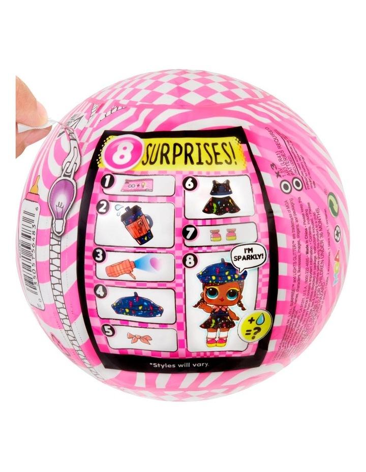 Lol L O L Surprise Lights Glitter Doll With 8 Surprises Myer