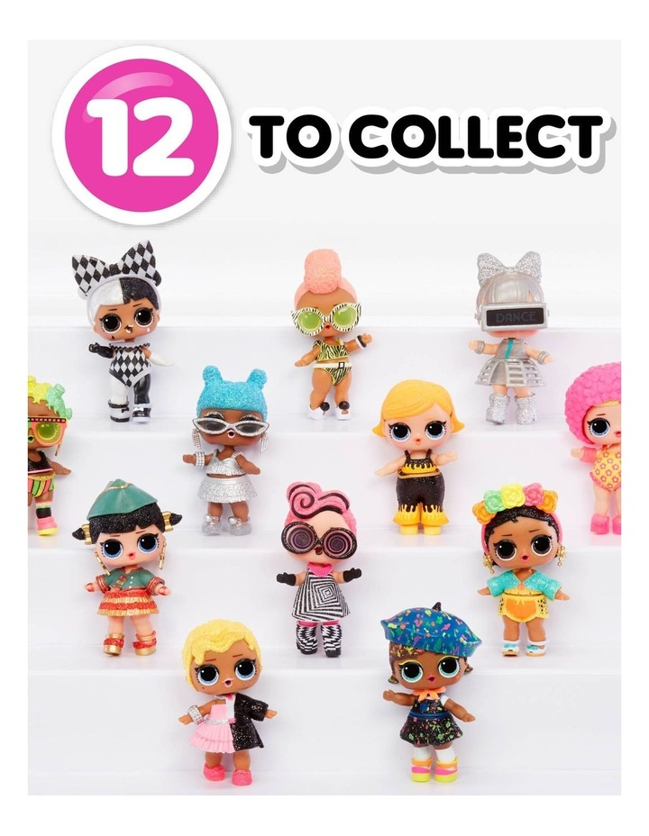 L.O.L. Surprise! Lights Glitter Doll with 8 Surprises image 6