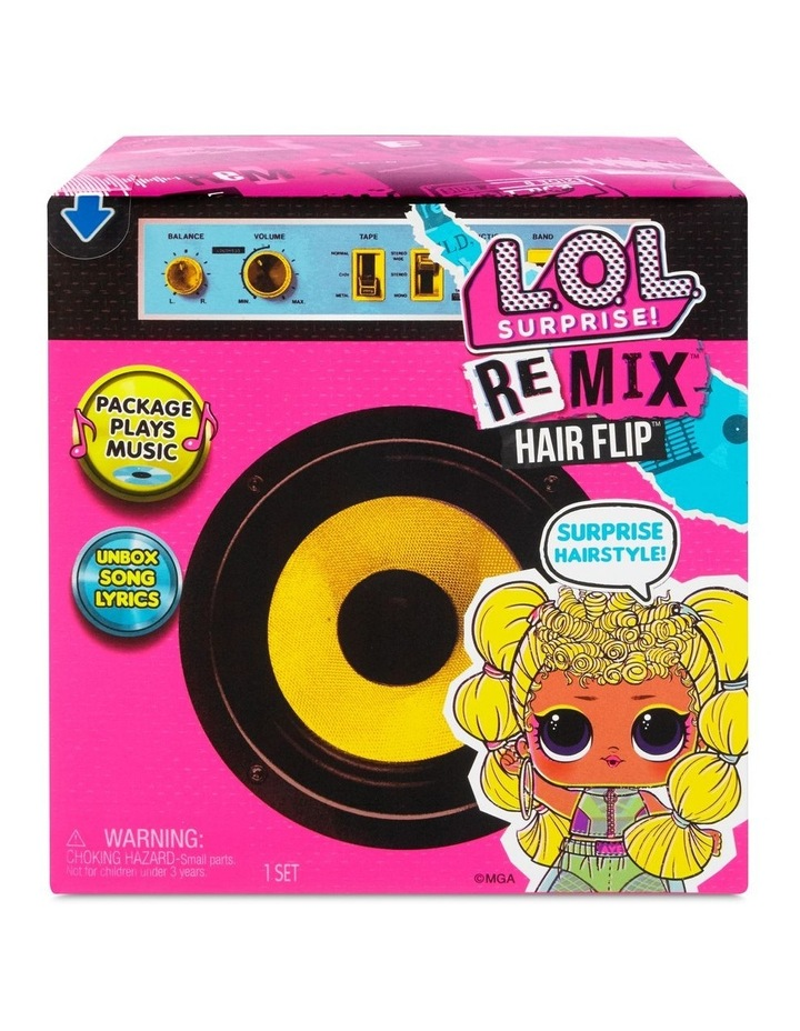 Surprise! Remix Hair Flip Dolls  15 Surprises with Hair Reveal & Music image 1